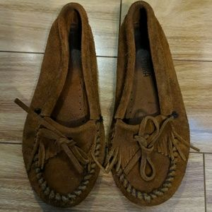 Minnetonka mocassins